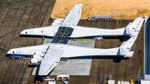First photo of Scaled Composites Stratolaunch title=
