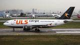 ULS Cargo Airbus A310F TC-LER at Istanbul - Ataturk airport