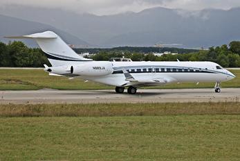 N889JA - Jet Asia Airways Bombardier BD-700 Global Express