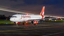 N494TA - TACA Airbus A320 aircraft