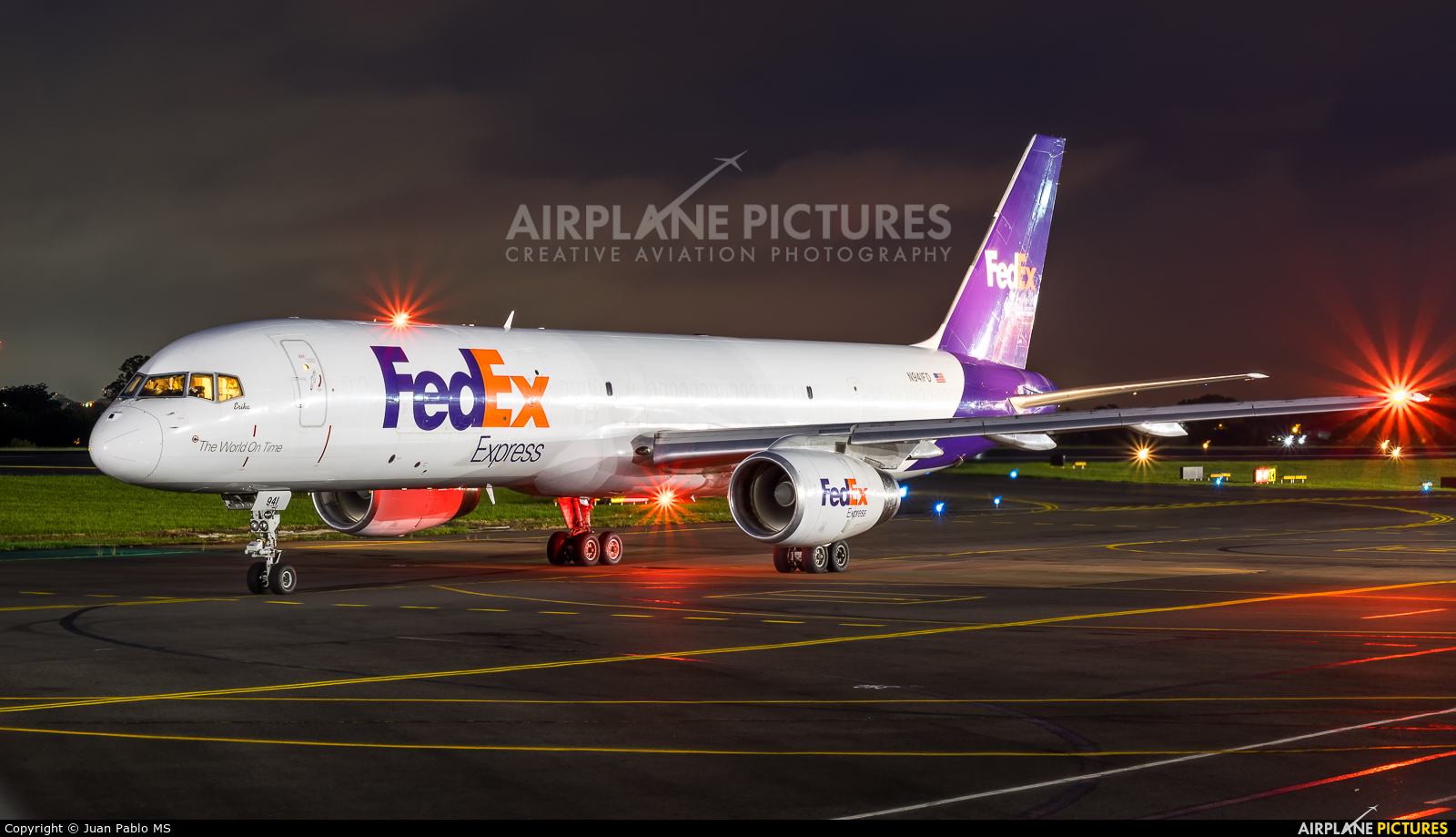 FedEx Federal Express N941FD aircraft at San Jose - Juan Santamaría Intl