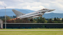 7L-WH - Austria - Air Force Eurofighter Typhoon S aircraft