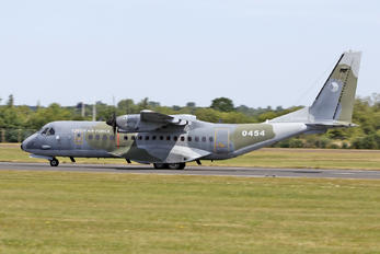 0453 - Czech - Air Force Casa C-295M