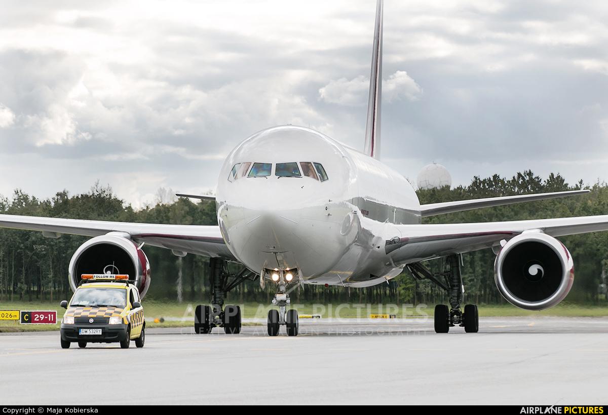 Omni Air International N351AX aircraft at Wrocław - Copernicus