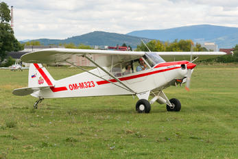 OM-M323 - Private Piper L-18 Super Cub