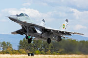 16 - Bulgaria - Air Force Mikoyan-Gurevich MiG-29A aircraft