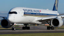 9V-SMI - Singapore Airlines Airbus A350-900 aircraft