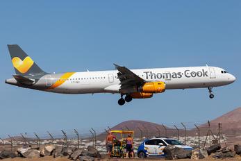 LY-VEH - Thomas Cook Airbus A321