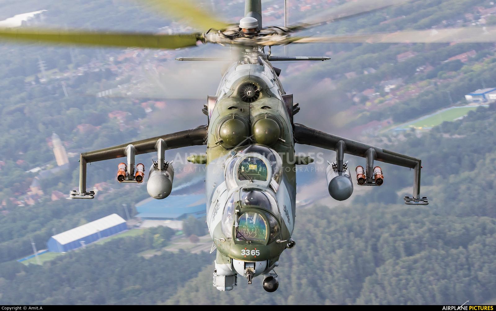 Czech - Air Force 3365 aircraft at In Flight - Belgium