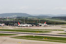 - Airport Overview - Airport Overview - Overall View  at Zurich airport