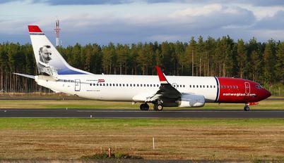 EI-FVI - Norwegian Air International Boeing 737-800