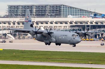 08-5678 - USA - Air Force Lockheed C-130J Hercules