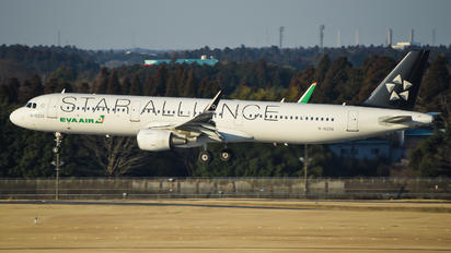 B-16206 - Eva Air Airbus A321