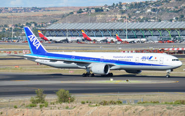 JA778A - ANA - All Nippon Airways Boeing 777-300ER