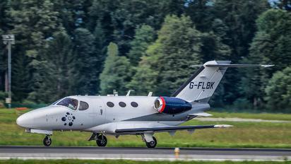 G-FLBK - TAG Aviation Cessna 510 Citation Mustang