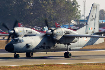 K2676 - India - Air Force Antonov An-32 (all models)