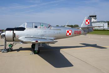 0510 - Poland - Air Force PZL TS-8 Bies