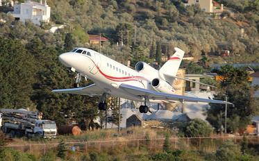 OE-IOE - International Jet Management Dassault Falcon 900 series