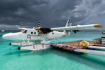 8Q-TMG - Trans Maldivian Airways - TMA de Havilland Canada DHC-6 Twin Otter