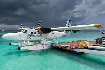 8Q-TMG - Trans Maldivian Airways - TMA de Havilland Canada DHC-6 Twin Otter