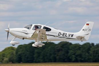 D-ELVW - Private Cirrus SR-22 -GTS