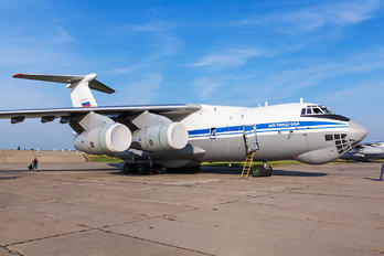 RF-78654 - Russia - Air Force Ilyushin Il-76 (all models)