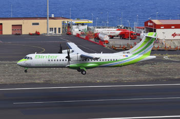 EC-MPI - Binter Canarias ATR 72 (all models)