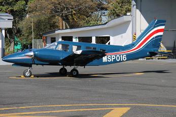 MSP016 - Costa Rica - Ministry of Public Security Piper PA-34 Seneca