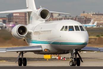 D-ALMS - Aero Dienst Dassault Falcon 900 series