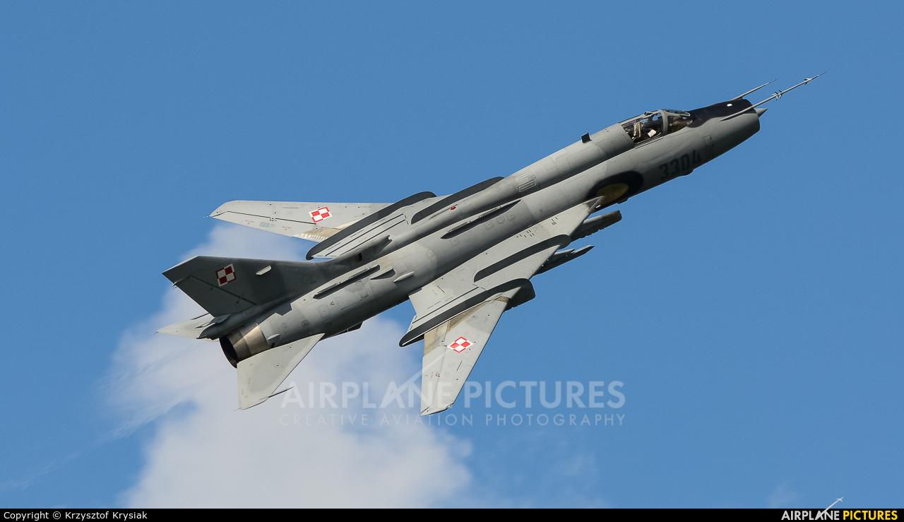 Poland - Air Force 3304 aircraft at Malbork