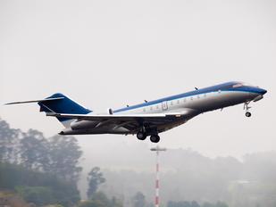 N636JS - Private Bombardier BD-700 Global 5000