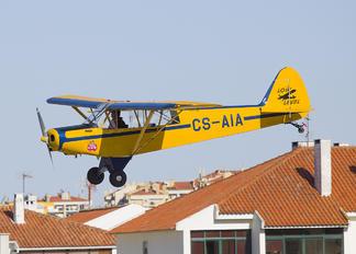 CS-AIA - Private Piper PA-18 Super Cub