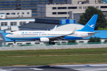 B-5791 - Xiamen Airlines Boeing 737-800