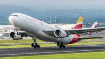 EC-MJT - Iberia Airbus A330-200 aircraft