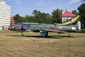 3508 - Poland - Air Force Sukhoi Su-22M-4
