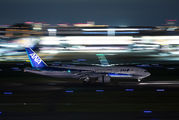 JA708A - ANA - All Nippon Airways Boeing 777-200 aircraft