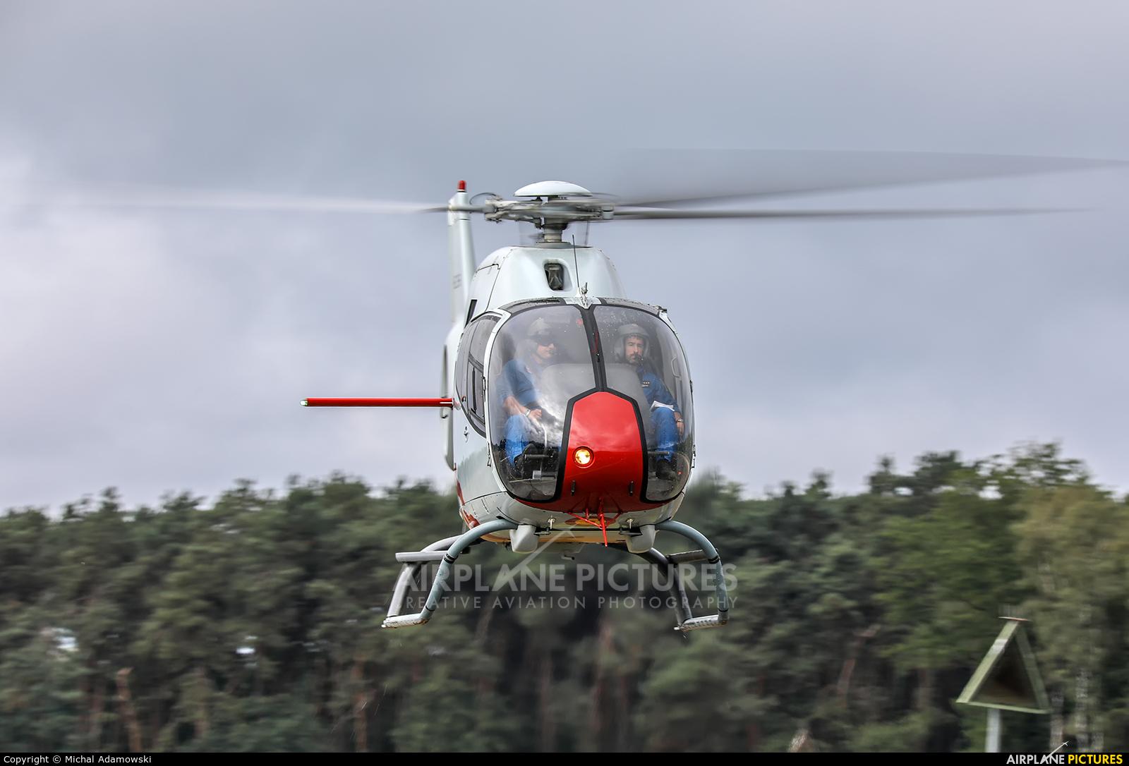 Spain - Air Force: Patrulla ASPA HE.25-6 aircraft at Kleine Brogel