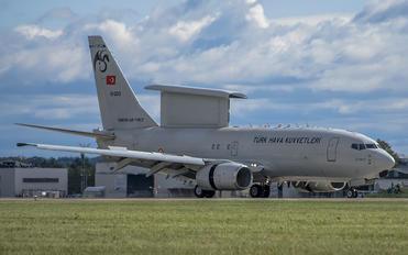 13-003 - Turkey - Air Force Boeing 737-700