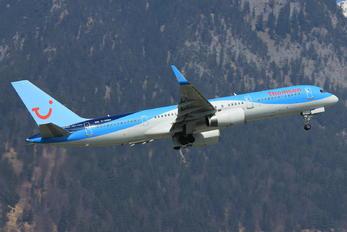 G-OOBH - Thomson/Thomsonfly Boeing 757-200