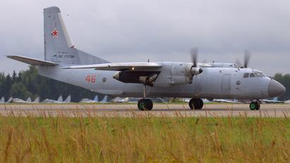 RF-36143 - Russia - Air Force Antonov An-26 (all models)