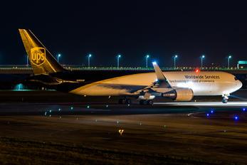 N360UP - UPS - United Parcel Service Boeing 767-300F