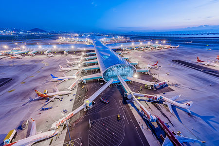#1 - Airport Overview - Airport Overview - Control Tower - taken by Ma Bo Ming