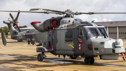 ZZ376 - Royal Navy Agusta Westland AW159 Lynx Wildcat AH.1
