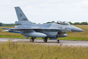 J-008 - Netherlands - Air Force General Dynamics F-16A Fighting Falcon aircraft