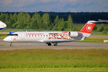 VP-BVK - Rusline Canadair CL-600 CRJ-100