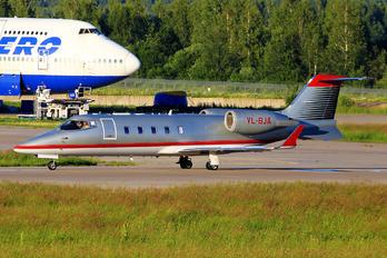 YL-BJA - Private Learjet 60