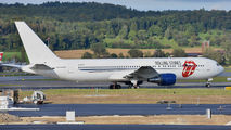 Aeronexus B763 arrived to Zurich with The Rolling Stones onboard title=