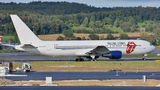 Aeronexus B763 arrived to Zurich with The Rolling Stones onboard