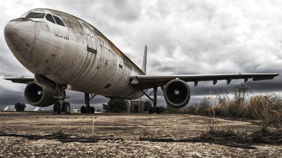EC-DNQ - Iberia Airbus A300