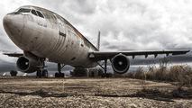 EC-DNQ - Iberia Airbus A300 aircraft